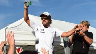 Fernando Alonso planea escribir un libro autobiográfico