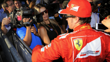 "Fernando Alonso, séptimo en Bélgica: ""El podio era posible"""