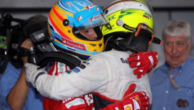 Alonso - Perez - GP Malasia 2012