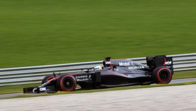 """Fernando Alonso: """"SIlverstone es muy especial para McLaren"""""""