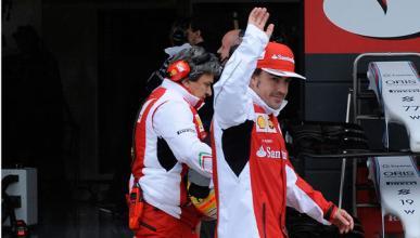 """Fernando Alonso en Silverstone: """"Íbamos al límite"""""""