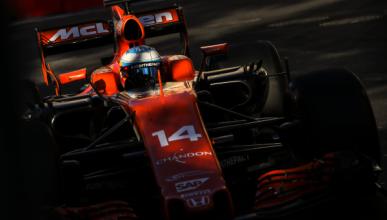 Fernando Alonso tendrá mejoras en su motor Honda en Austria