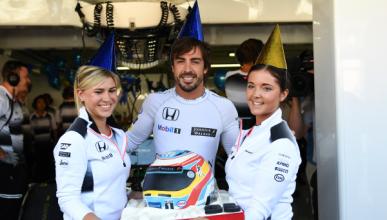 """Fernando Alonso: """"tenemos que encontrar más velocidad"""""""