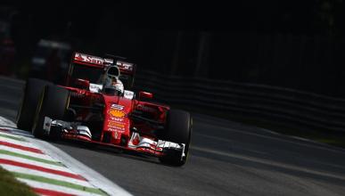 Ferrari evoluciona y cambia de motor en Monza