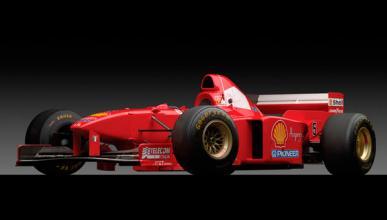 Ferrari F310 B - 1997 - Michael Schumacher