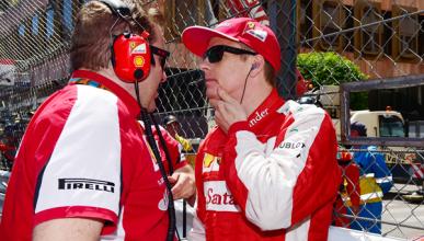 Ferrari pide a Räikkönen que mejore en clasificación