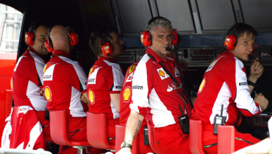 Ferrari se refuerza con Iñaki Rueda como estratega