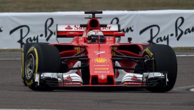 El Ferrari SF70H completa sus primeros kilómetros