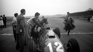 Ferrari - Silverstone - 1951