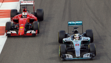 "Ferrari se ve luchando ""de verdad"" con Mercedes en 2016"