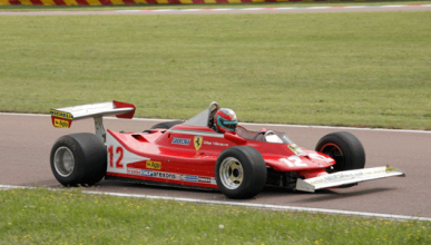 Ferrari - Villeneuve - Fiorano