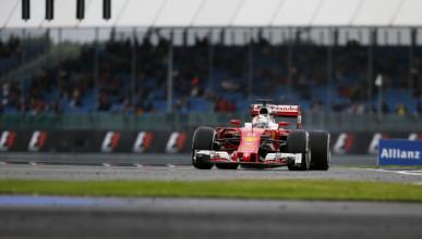 Ferrari vuelve a sustituir la caja de cambios de Vettel