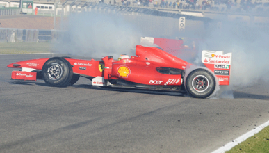 Ferrari World Finals - Valencia - 2010