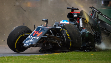 La FIA investigará el accidente de Alonso en Australia
