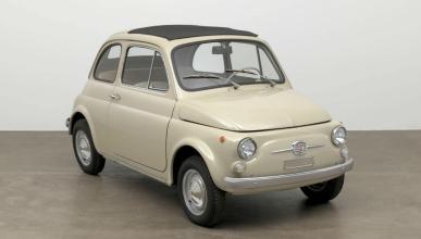 Fiat 500 MoMA