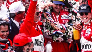 Fittipaldi 500 Millas de Indianápolis