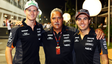 Force India confirma a Sergio Pérez para 2016