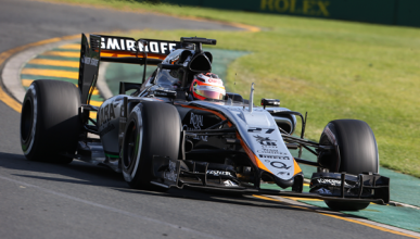 Force India introducirá una versión B de su f1 en Mónaco