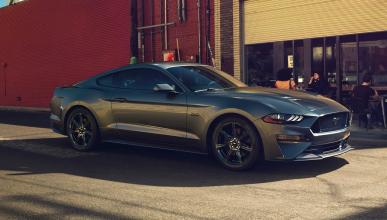 Ford Mustang accesorios
