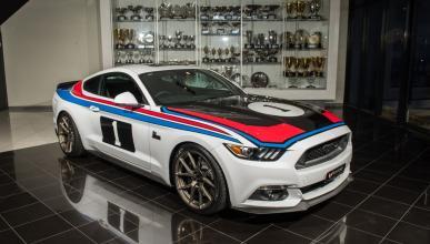 Ford Mustang Barhust 1000
