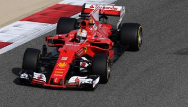 Fórmula 1 2017. Libres 1 GP Bahréin: Ferrari en cabeza