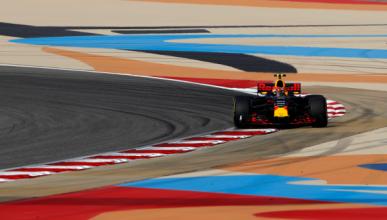 Fórmula 1 2017. Libres 3 Bahréin: Verstappen al frente