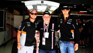 La Fórmula 1, afición desconocida del chef Alberto Chicote