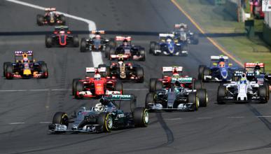 Fórmula 1. Carrera GP Australia 2015: primera para Hamilton