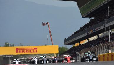Fórmula 1. Carrera del GP España 2015: Rosberg, imparable