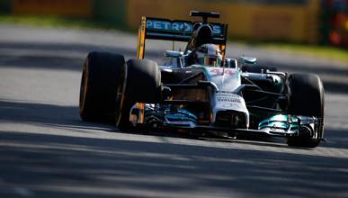 Fórmula 1: Clasificación GP Australia 2014. Pole Hamilton