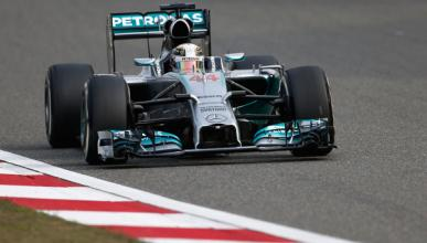 Fórmula 1: Clasificación GP China 2014. Pole de Hamilton