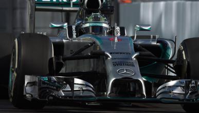 Fórmula 1: Clasificación GP EEUU 2014. Pole de Rosberg