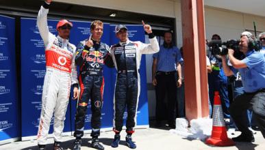 Fórmula 1: Clasificación GP Europa 2012. Vettel se escapa