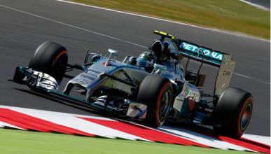 Fórmula 1: Clasificación GP Gran Bretaña 2014. Pole Rosberg