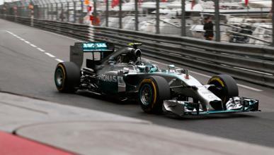 Fórmula 1: Clasificación GP Mónaco 2014. Resultado final