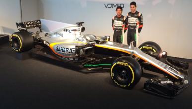Fórmula 1. Force India celebra diez años en F1 con el VJM10