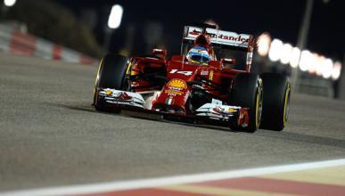 Fórmula 1: GP Bahrein 2014. La carrera de Fernando Alonso