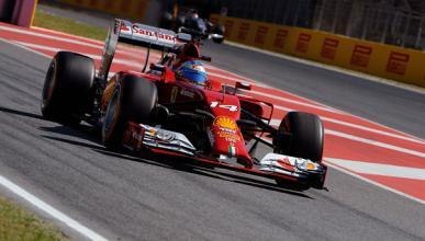 Fórmula 1: GP España 2014. La carrera de Fernando Alonso