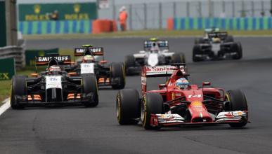 Fórmula 1: GP Hungría 2014. La carrera de Fernando Alonso