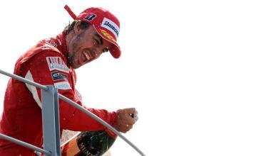 Fórmula 1: GP Italia 2010. El sueño de Alonso y Ferrari