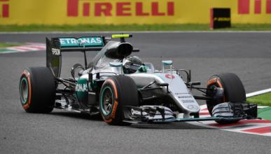 Fórmula 1. GP Japón 2016: Rosberg domina en Suzuka