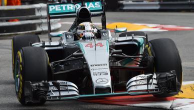 Fórmula 1. GP Mónaco 2015, Libres 1: Hamilton manda