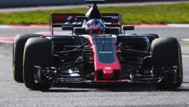 Fórmula 1. Haas VF17, ante un año clave