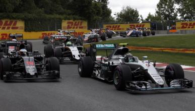 Fórmula 1. Horarios del GP Canadá 2017