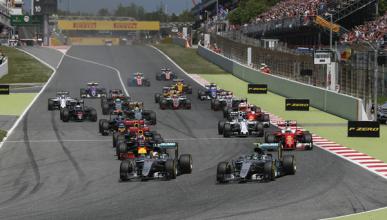Fórmula 1. Horarios del GP España 2017