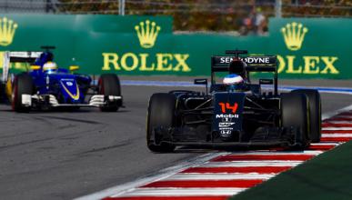 Fórmula 1. Horarios del GP de Rusia 2017