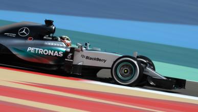 Fórmula 1. Libres 1 GP Bahréin: Alonso llama al optimismo