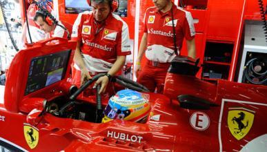 Fórmula 1: Libres 1 GP España 2013. Alonso, el más rápido