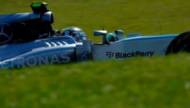 Fórmula 1: Libres 2 GP Brasil 2014. Rosberg sigue al frente
