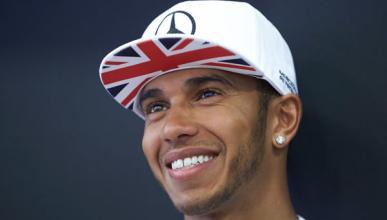 Fórmula 1: Libres 2 GP Gran Bretaña 2014. Hamilton lidera